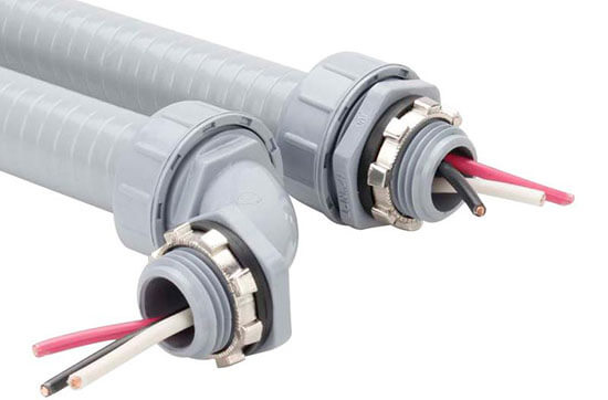 Non-metallic Liquid Tight Conduit Connectors