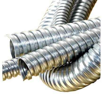 Flexible Wire Conduit