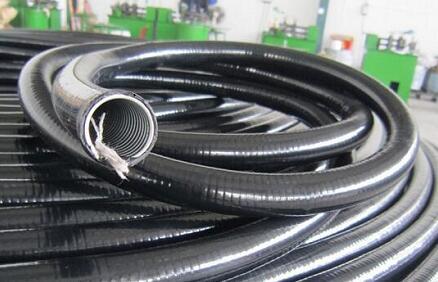 liquid tight flexible metal conduit show