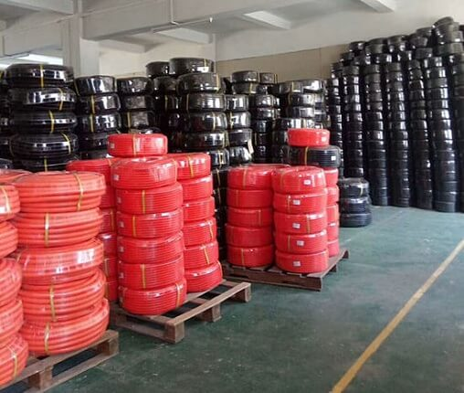 Flexible Plastic Conduit Warehouse