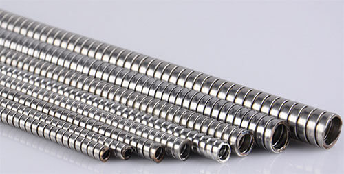 stainless steel flexible electrical conduit General Size Show