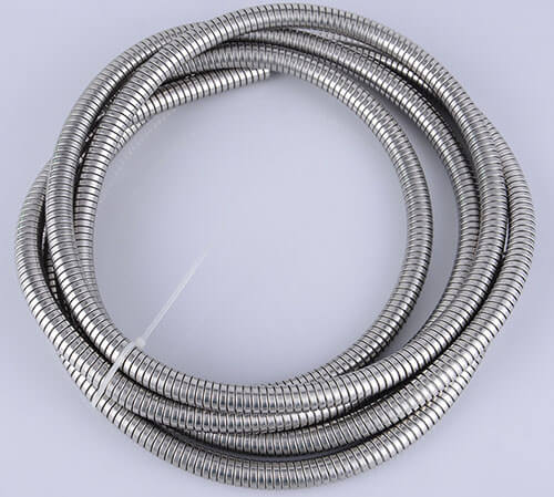8*10mm stainless steel flexible electrical conduit