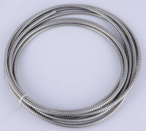 4*6mm stainless steel flexible electrical conduit