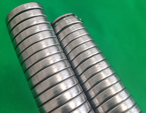 stainless steel flexible conduit show