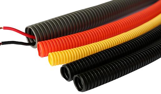 flexible plastic conduit