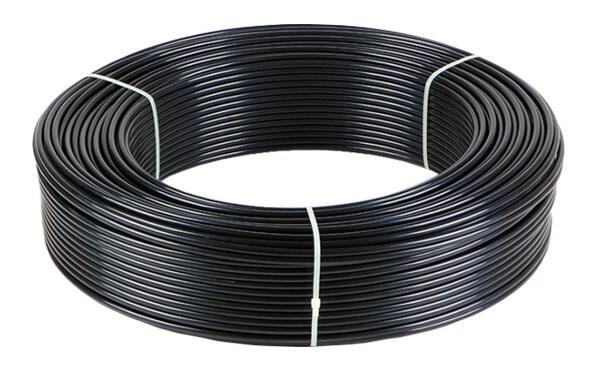 black nylon air hose show