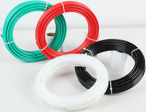 different nylon air hose show