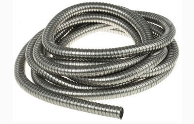 metallic flexible conduit