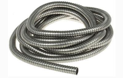 metallic flexible conduit