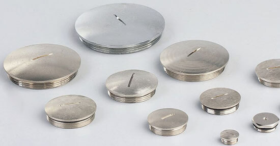 Metal Screw Plugs