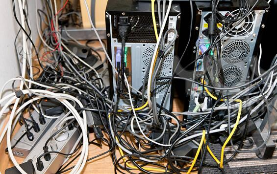 How to organize your cables and wires