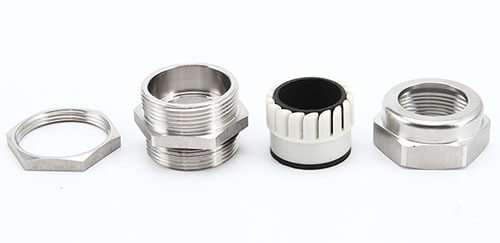 Stainless Steel Cable Gland Structure Show