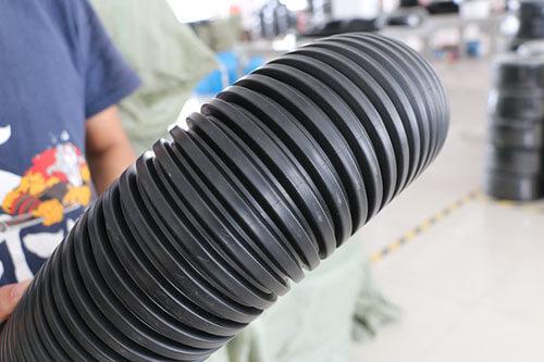 91*106mm polyethylene corrugated conduit