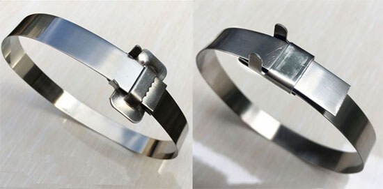 stainless steel strapping with seals