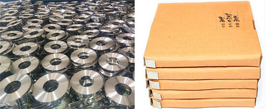 stainless steel strapping general package
