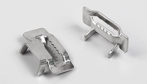 tooth type stainless steel strapping seals
