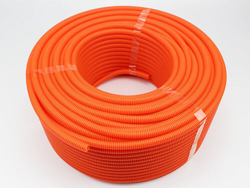 Orange Flexible Conduit Package