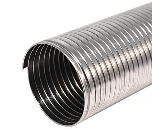 flexible stainless steel tubing show